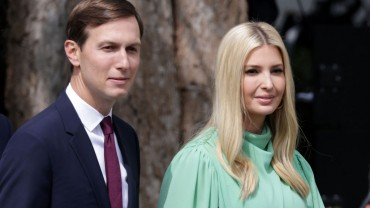 Ivanka Trump and Husband Reportedly Spent $100,000 Rent Just For Secret Service to go Potty