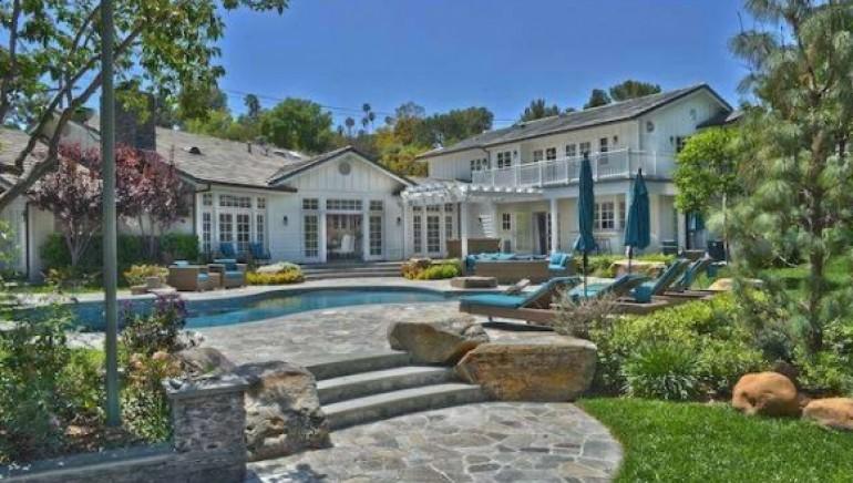 Iggy Azalea and Nick Young's new house