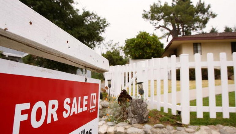 March Existing Home Sales Drop Three Percent
