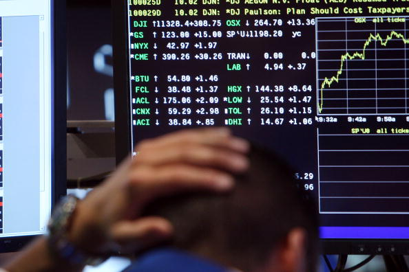 Stock Market Continues Recovery From Heavy Losses