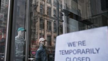 New York store closure