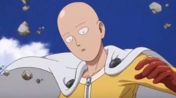 One Punch Man - Saitama vs Cyborg Genos Epic Battle