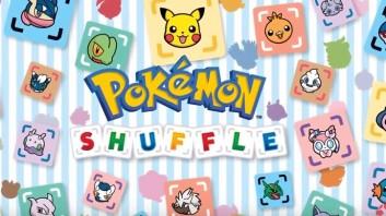 Pokemon Shuffle Trailer