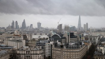 General Views Of The London Skyline